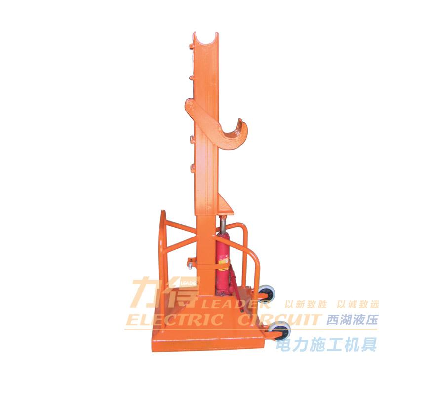 架线施工机具-机动绞磨